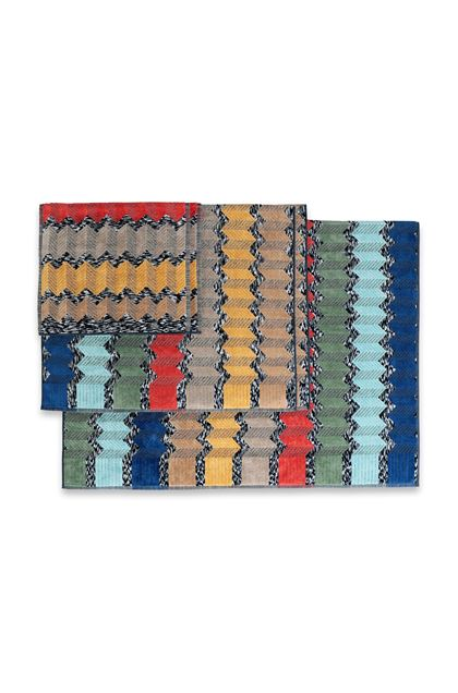MISSONI HOME WILFRED FULL 5 PEZZI Blu E - Fronte