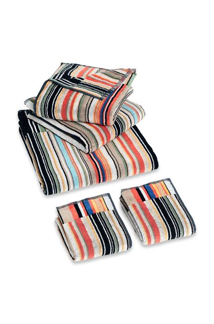 MISSONI HOME WARREN  FULL 5 PEZZI Arancione E - Retro