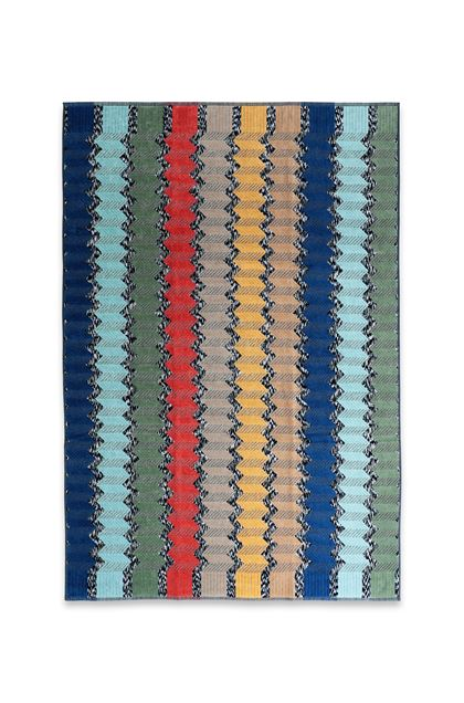 MISSONI HOME WILFRED TOWEL Military green E - Back