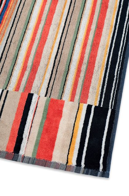 MISSONI HOME WARREN TOWEL Rust E - Front