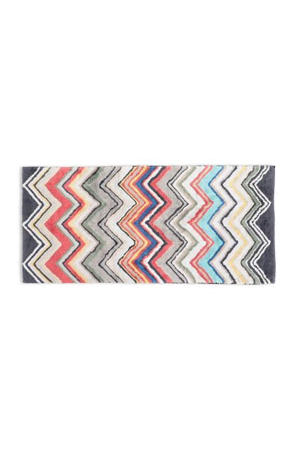 MISSONI HOME WELDON BATH MAT Rust E - Back