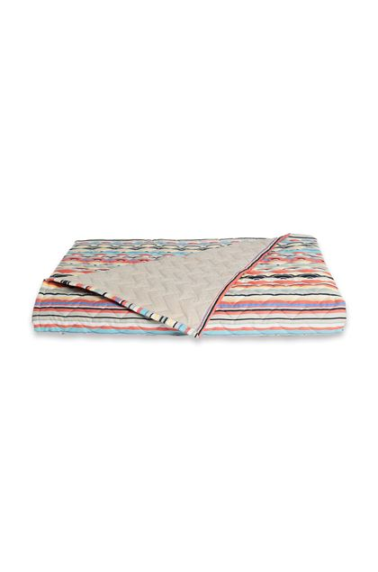 MISSONI HOME WENDELL  QUILT Rust E - Back