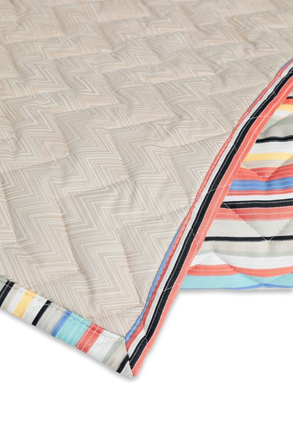 MISSONI HOME WENDELL  QUILT E, Rear view