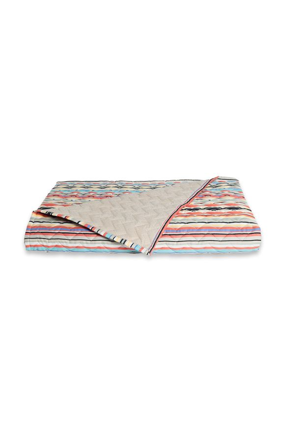 MISSONI HOME WENDELL  QUILT E, Frontal view