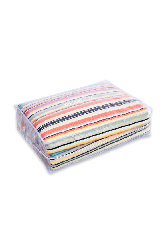 MISSONI HOME WENDELL  QUILT E, Side view