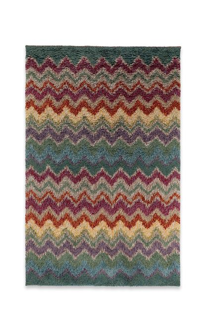 MISSONI HOME VEUIL RUG Rust E - Back