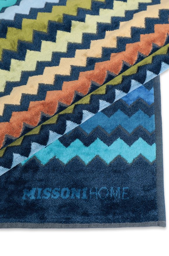 MISSONI HOME WARNER BEACH TOWEL E, Rear view