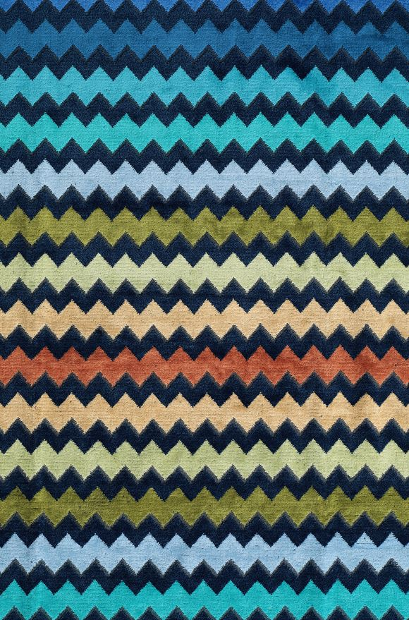 MISSONI HOME WARNER BEACH TOWEL E, Product view without model