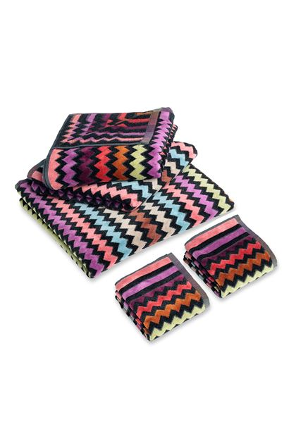 MISSONI HOME WARNER  5-PIECE SET Pink E - Back