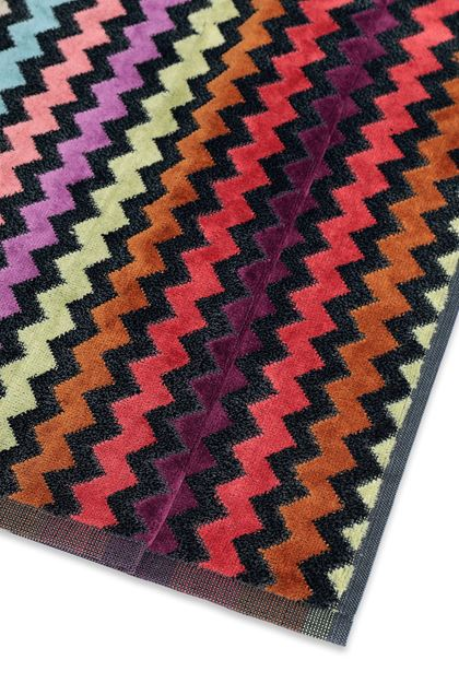 MISSONI HOME WARNER ПОЛОТЕНЦЕ Розовый E - Передняя сторона