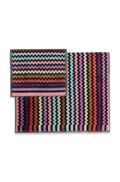 MISSONI HOME WARNER 2-PIECE SET Purple E - Front