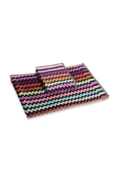 MISSONI HOME WARNER SET 2 PEZZI Viola E - Retro