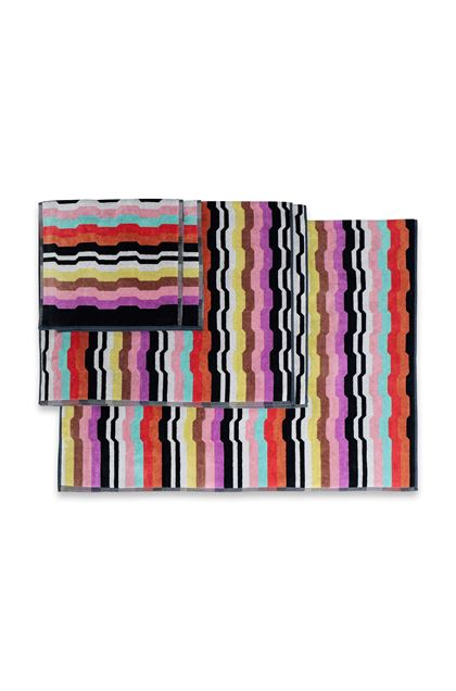 MISSONI HOME WILBUR 5-PIECE SET Black E - Front