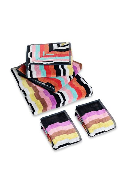 MISSONI HOME WILBUR 5-PIECE SET Black E - Back