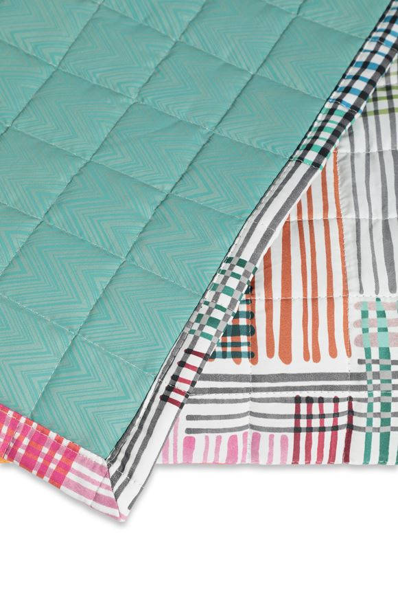 MISSONI HOME WILLIS  QUILT E, Rear view