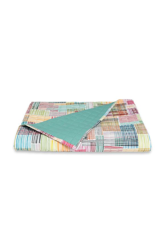 MISSONI HOME WILLIS  QUILT E, Frontal view