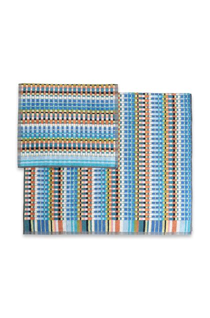 MISSONI HOME WALBERT 2-PIECE SET Pastel blue E - Front