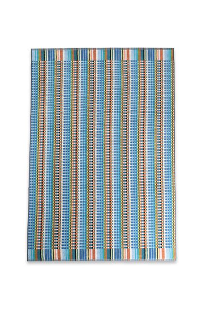 MISSONI HOME WALBERT TOWEL Pastel blue E - Back