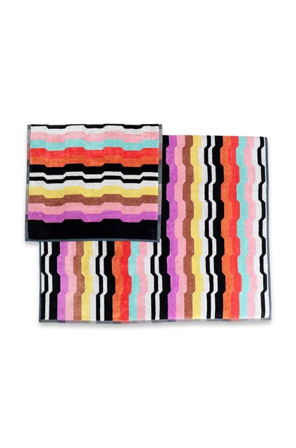 MISSONI HOME WILBUR НАБОР, 2 ШТ. Чёрный E - Передняя сторона