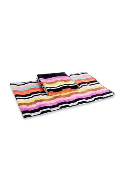 MISSONI HOME WILBUR  2-PIECE SET Black E - Back