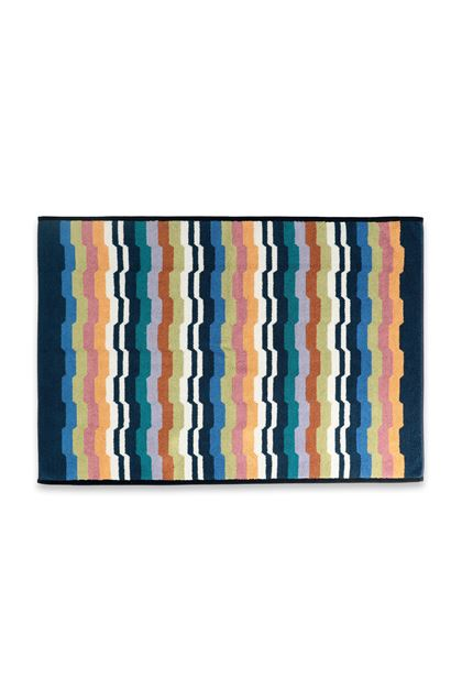 MISSONI HOME WILBUR BADEMATTE Petroleum E - Rückseite