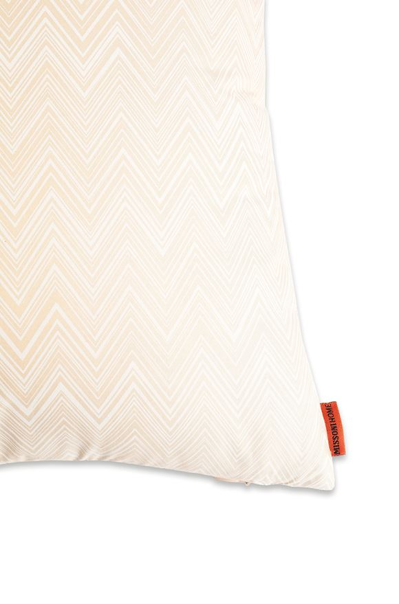 MISSONI HOME JO CUSHION E, Rear view