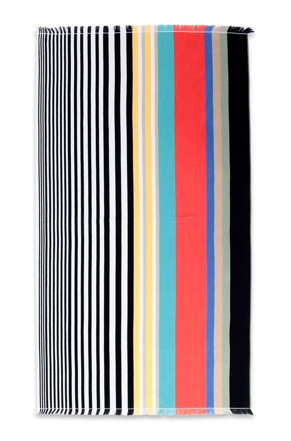 MISSONI HOME WAYNE BEACH TOWEL E, Frontal view