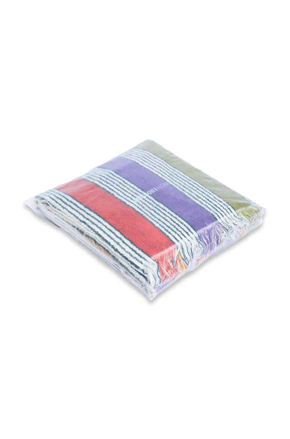 MISSONI HOME WALDEMAR BEACH TOWEL E, Side view