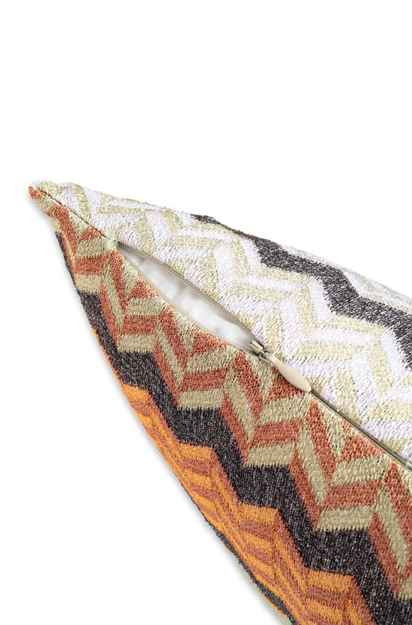 MISSONI HOME WAEL  CUSHION E, Side view