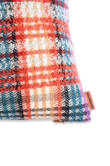 MISSONI HOME WHITAKER CUSHION Rust E - Front