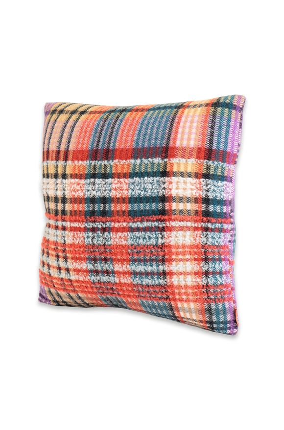 MISSONI HOME WHITAKER CUSHION Rust E