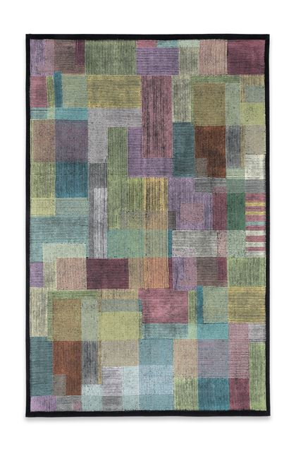 MISSONI HOME WISCONSIN RUG Black E - Back