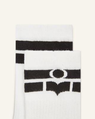 ISABEL MARANT Socken & Strumpfhosen Herr SOCKEN VITO r