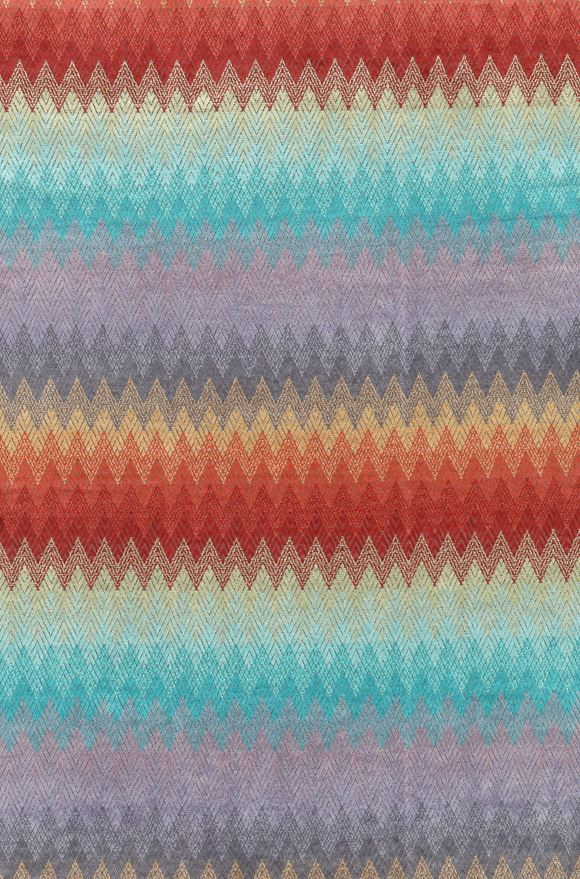 MISSONI HOME YACO BEACH TOWEL E, Product view without model