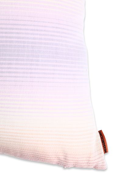 MISSONI HOME YOHAN CUSHION Light pink E - Front