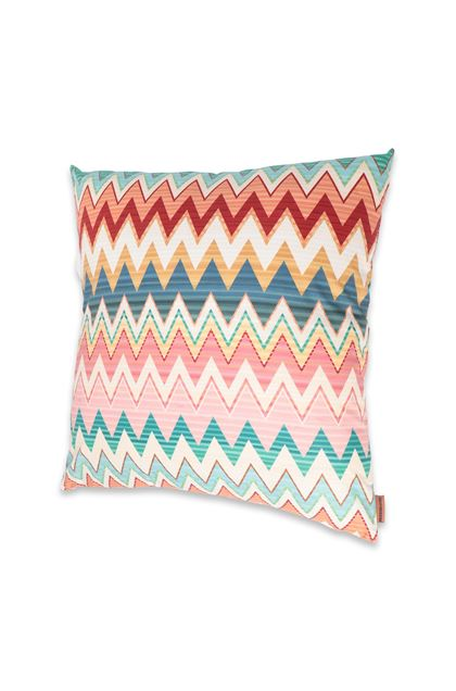 MISSONI HOME YVES CUSHION Pink E - Back