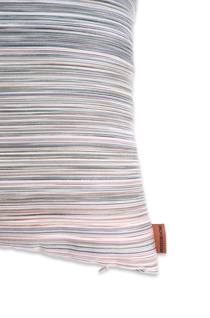 MISSONI HOME JILL CUSHION Light pink E - Front