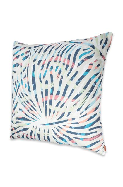 MISSONI HOME YACUIBA CUSHION Beige E - Back