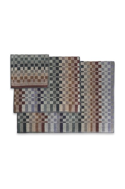 MISSONI HOME YASSINE 3-PIECE SET Purple E - Front