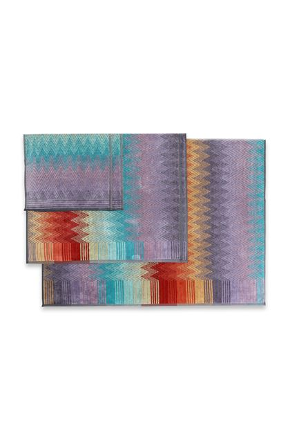 MISSONI HOME YACO 5-PIECE SET Green E - Front