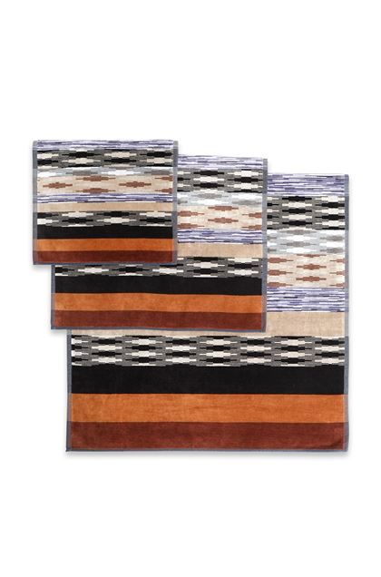 MISSONI HOME YWAN 3-PIECE SET Green E - Front