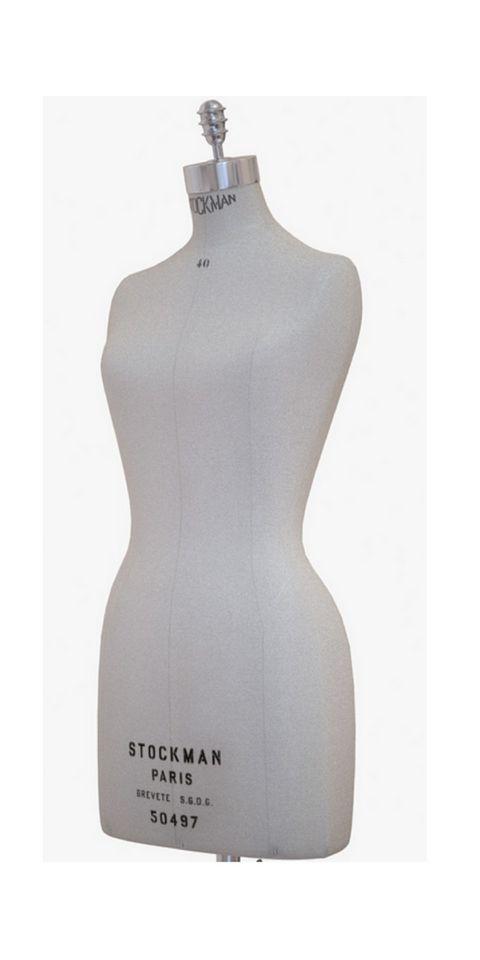 Balenciaga Plait Engineer Skirt