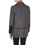 KARL LAGERFELD Wool peacoat  8_r