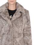 KARL LAGERFELD Soft Faux Fur Coat 8_e