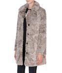 KARL LAGERFELD Soft Faux Fur Coat 8_f