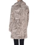 KARL LAGERFELD Soft Faux Fur Coat 8_r
