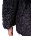 KARL LAGERFELD Faux fur coat 8_e