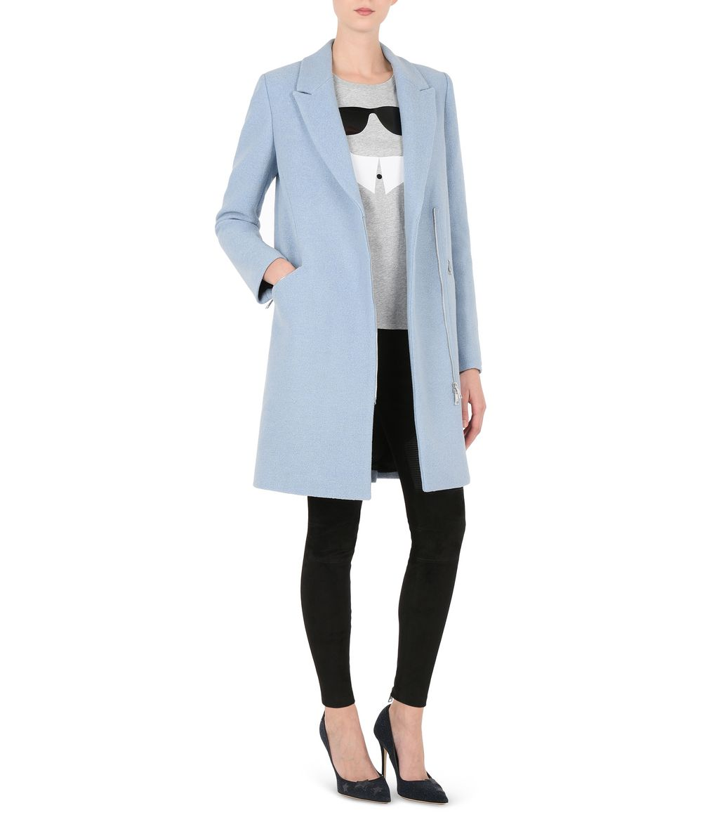 info for f74bf c4d79 Cappotto Maschile | Collezioni Karl Lagerfeld | By Karl ...