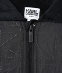 KARL LAGERFELD QUILTED CARDIGAN  8_d