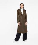 KARL LAGERFELD Masculine Coat W/ Lacing 8_e